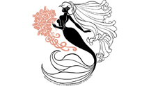 BRIDAL BLACK MERMAID®