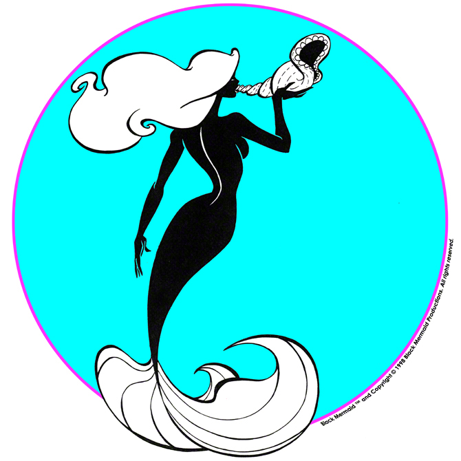 CLASSIC BLACK MERMAID®