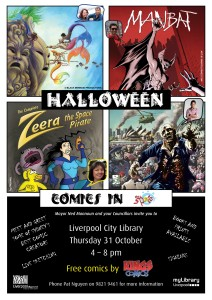 Halloween_Liverpool Library
